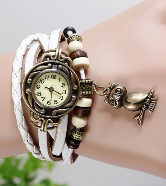 Regular Bracelet Multi-Strap White